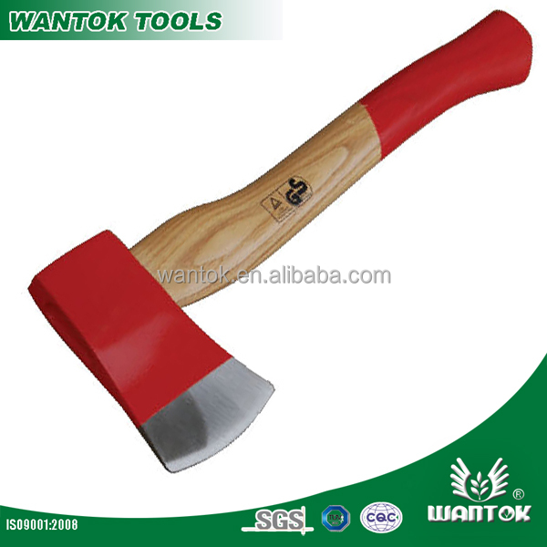 600g Axe with wood handle