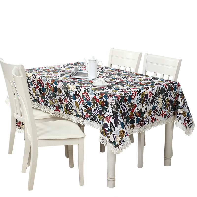 Ordinaire Get Quotations · Rui Shi Can Fashion Ethnic Cotton Printing Cloth  Tablecloths Home Casual Dining Table Cloth Can Be