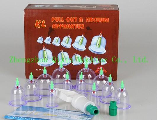 Elektrische schröpfen therapie pumpe/Hijama tassen