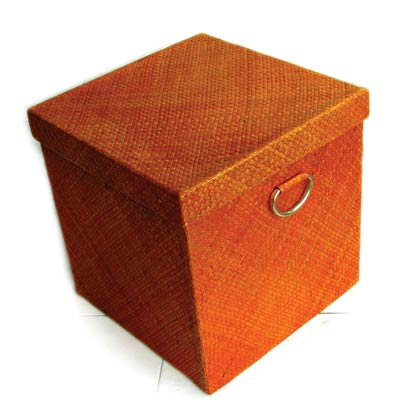 pandanus square box buy pandanus square box natural crafts basket