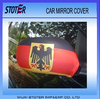 fast delivery stock Euro 2016 Germany car wing mirror cover