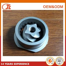 CNC machinng parts /cnc machined coffee machine parts /cnc stainless steel prototype