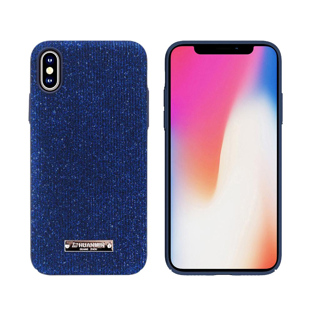 For iPhone Case, Shiny Design Ultra Slim Mobile Phone Case Custom Logo Available