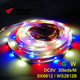 Popular ws2812 led strip with Magic full RGBW color DC5V 5050 30leds/m strip
