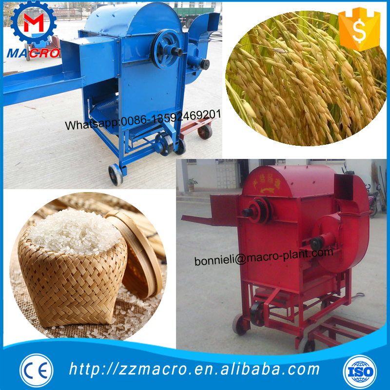 good quality soybean thresher/soybean rice wheat sheller for sale