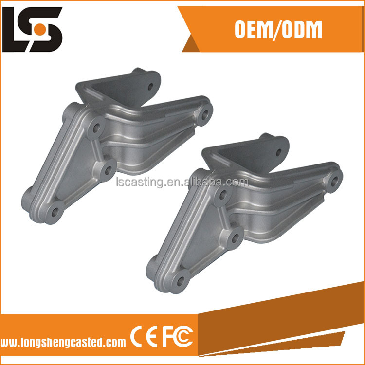 Aluminum ADC12 material die casting parts for used auto spare parts and motorcycle parts