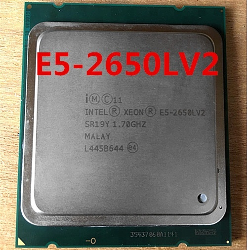 Intel E5-2650L <strong>V2</strong> <strong>10</strong>-Core 1.7GHz LGA2011 CPU Processor E5 2650L <strong>V2</strong>