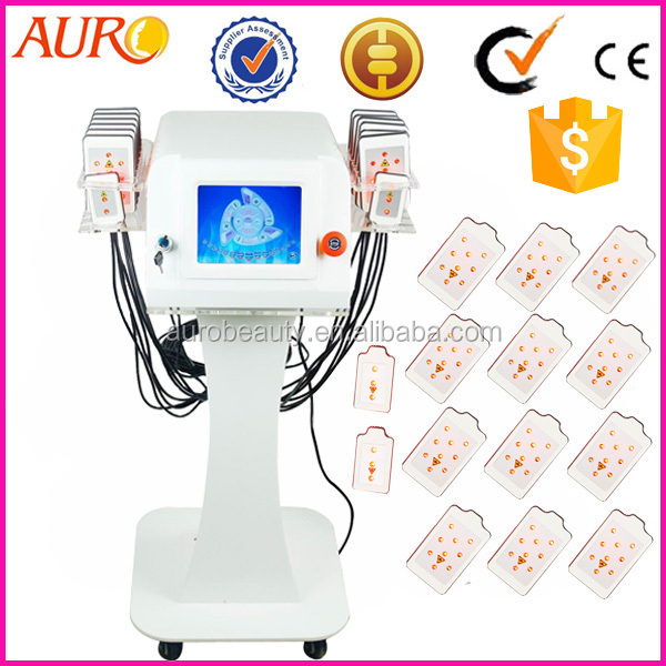64B body shaping llllipo laser, Desk to put machine for salon use