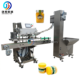 30-100 bottles/min Automatic linear plastic jar screw capping machine