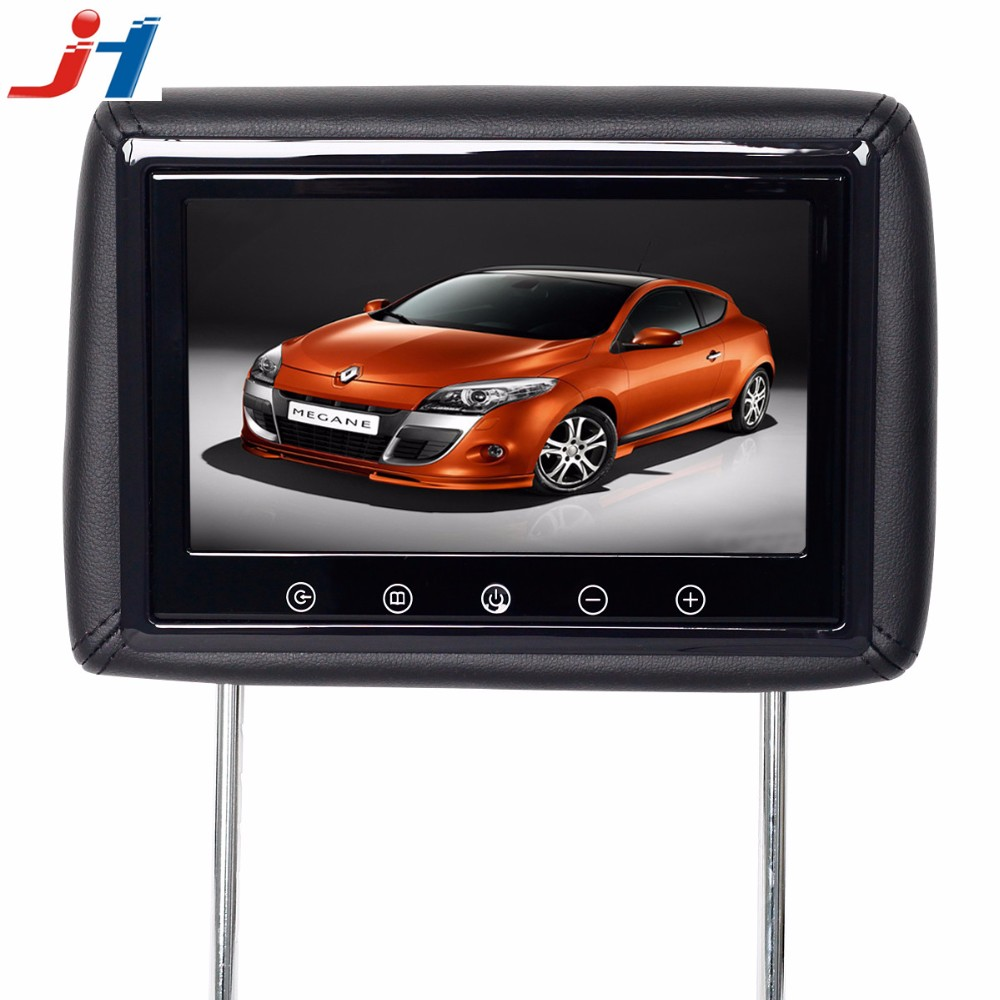 New 2017 cheap 9 inch back car seat TV for car mp5 player