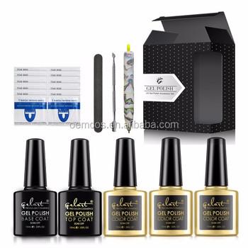 Own Brand Labeling All Season Gel Professional Nail Design Kit - Buy ...