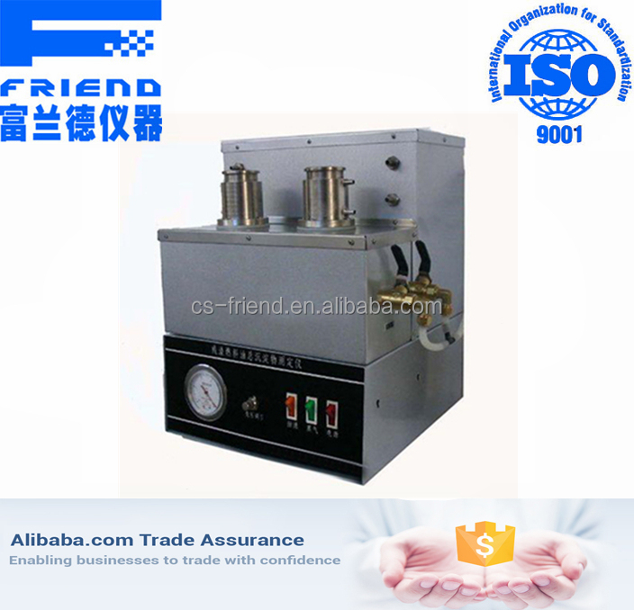 Fuel Oils Total Sediment Analyzer/Total Precipitate Tester of Residual Fuel Oil