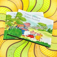 printing kids colour cartoon books,educational book publishing