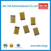 150uF 4V SMD Chip Tantalum Electrolytic Capacitor