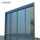 Caesar ES200 double open automatic sliding glass operator doors for back door with intergrol lock malaysia price