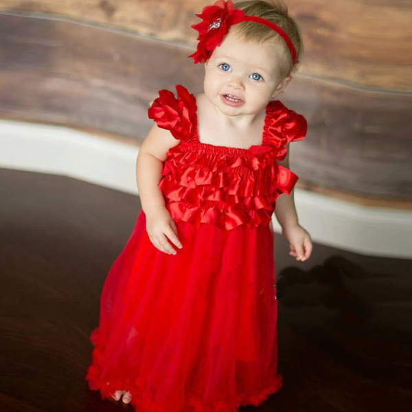 657e450092ac Ms61477k Color Red Fashion Baby Frock 2016 Toddler Pageant Dresses ...