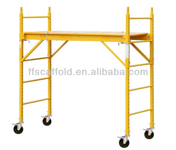 Mobile Scaffolding/Rolling scaffold Tower/Multifunction Unit Scaffold