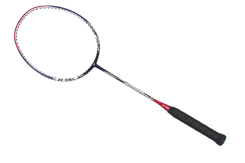 Yonex - Nanoray Power 3i iSeries NR-PW3IEXF Black Silver Badminton Racket (4U-G5)