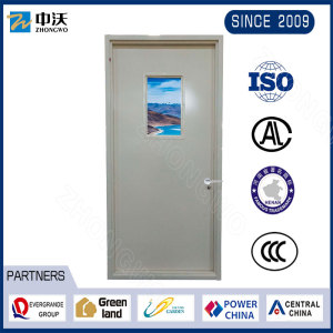 Certified fire door lining with high quality hardware
