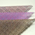 High Density Woven  Polyethylene Mesh Fabric For Pen Bag,colorfully Nylon Mesh Fabric