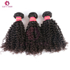 Wholesale cuticle aligned virgin brazilian jerry curl hair weave miss rola hair styles