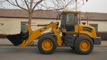 2ton ZL20 Jieli wheel loader with Winter tyre