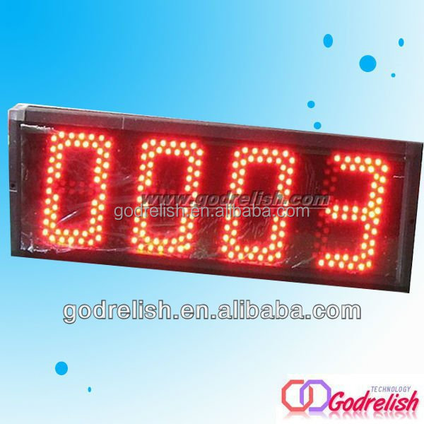 led counter led counter display yarn meter counter
