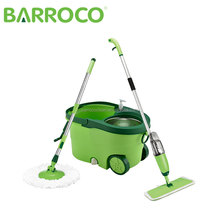 Double drive high standard faster washing function easy mop with competitive price