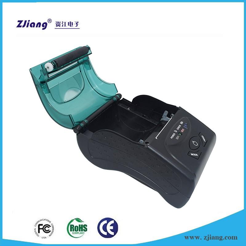 Mah Battery Drop Shopping Portable Invoice Machine Pos Printer - Invoice printer machine