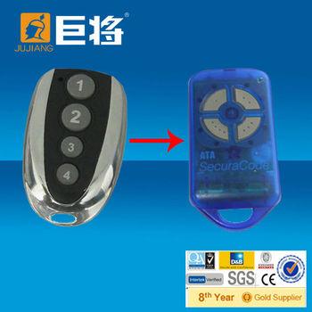 Ata garage door remote ptx 4 rolling code replacement transmitter buy ata garage door remote - Rolling code garage door remote ...