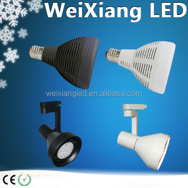 New arrival <strong>spotlight</strong> led 45w par30 & O par30 led light 45W 30W wholesale