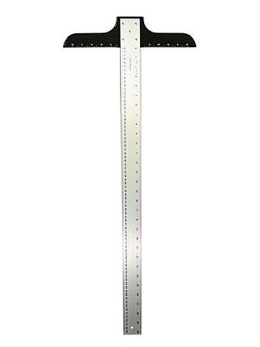 """Alumicolor Ludwig Precision Heavy Duty T-Square Blade, 24"""""""