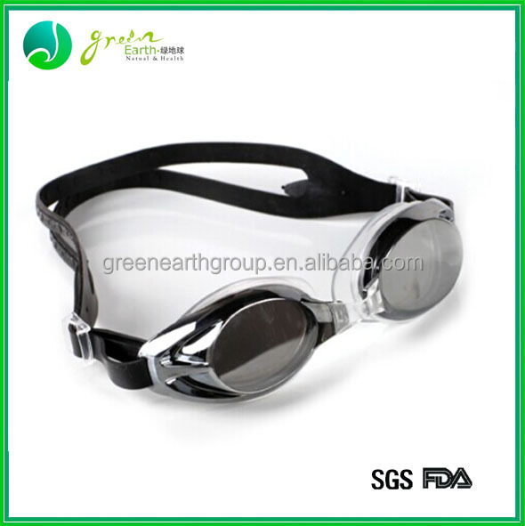 Fashionable design Hot sale Myopia Prescription swim goggles