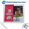 Resealable Dog food Printed Aluminum Foil Laminated Stand Up Pouch