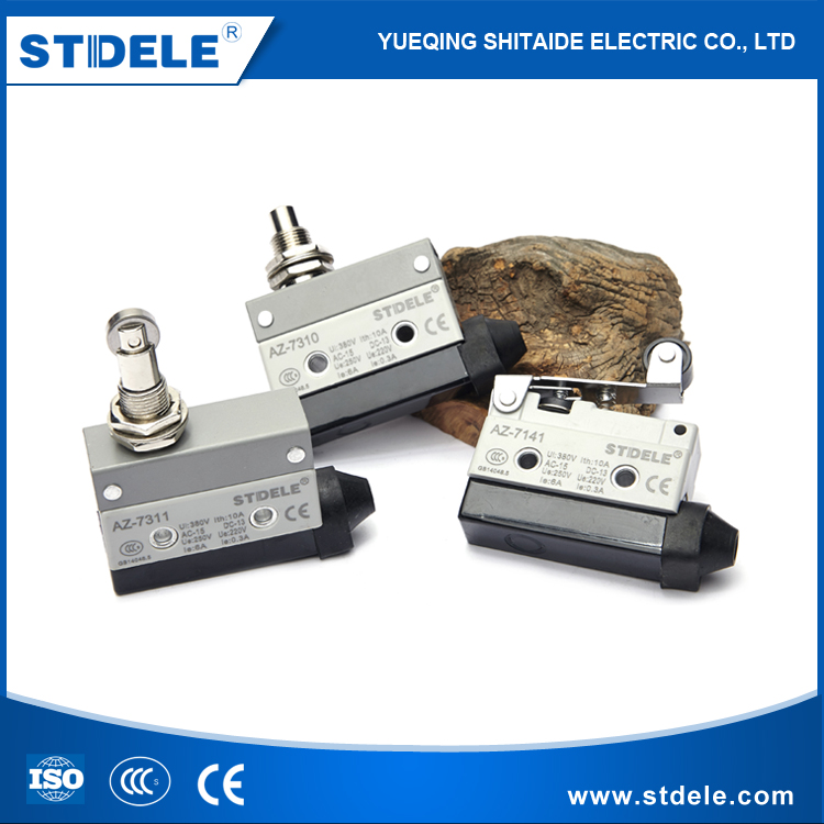 Good Quality Zing Ear 16a 250vac big size micro switch of China