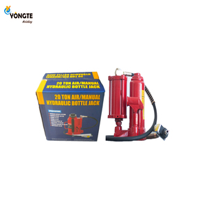 portable car exhaust hydraulic bottle 20 ton air jack