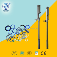 Rfy Air Operated Drum Barrel Pump Paint Transfer Pump Stainless ...