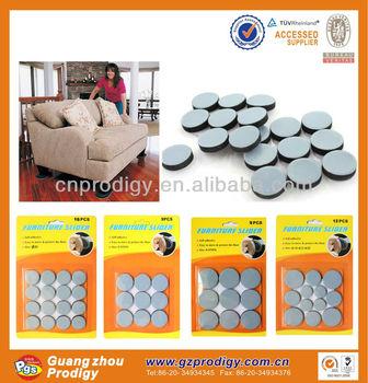 Teflon Furniture Glides, Chair Leg Glides