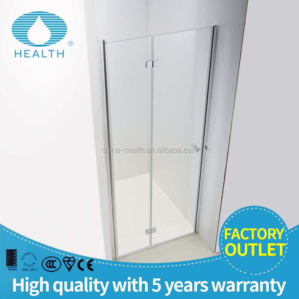 Folding Glass Shower Doors Folding Glass Shower Doors Suppliers And