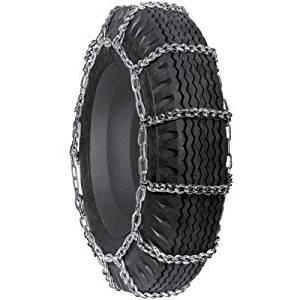 Peerless V-Bar Truck Chain for Tire Sizes 23x12.50x12 through P235/65R18