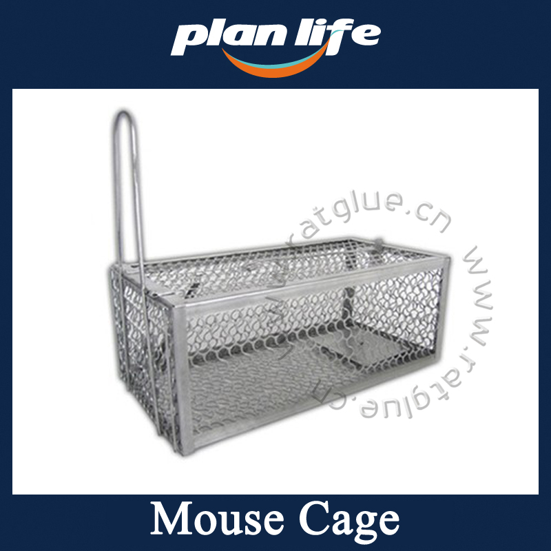 Hot Selling Not Rust Iron Folding Mouse Cage Trap