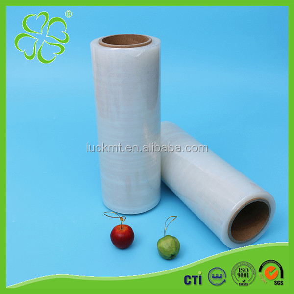 Best Quality Pallet Packaging Clear Shrink Wrap Film