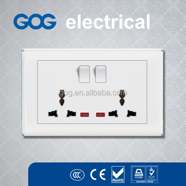 GOG switches manufacturers electric wall switch socket 220v ...