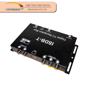 250km/h full seg digital cable tv receiver decoder for Brazil