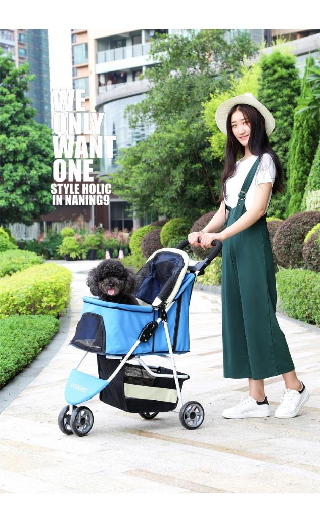 hund wagen haustier kinderwagen abdeckung tiere kinderwagen haustier reisen outdoor produkt id. Black Bedroom Furniture Sets. Home Design Ideas