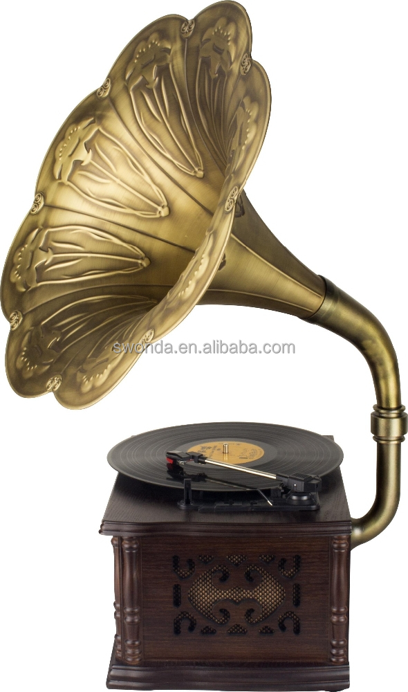 78rpm Bluetooth Archaize Phonograph Vinyl Record Player