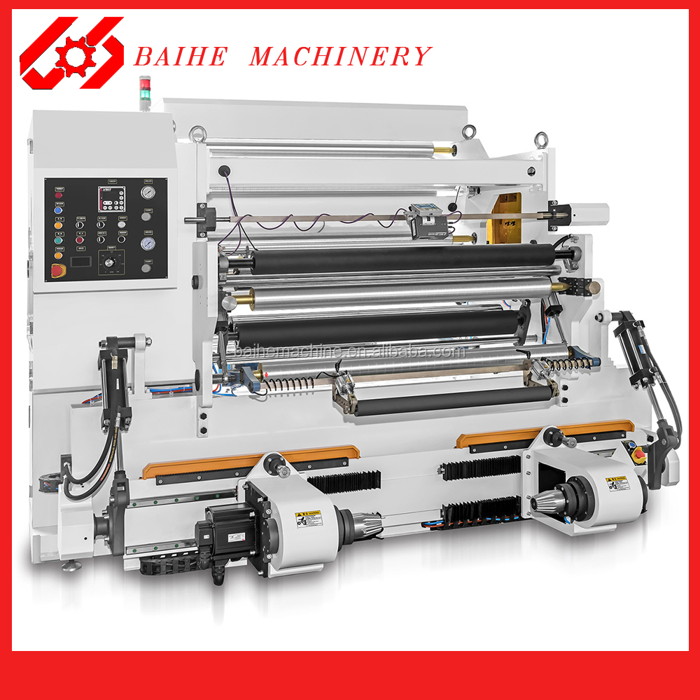 2017 China Doctoring Rewinding Machine For Checking Printing Defects