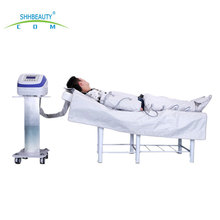 Boots pressotherapy far infrared air pressure therapy machine for full body massage