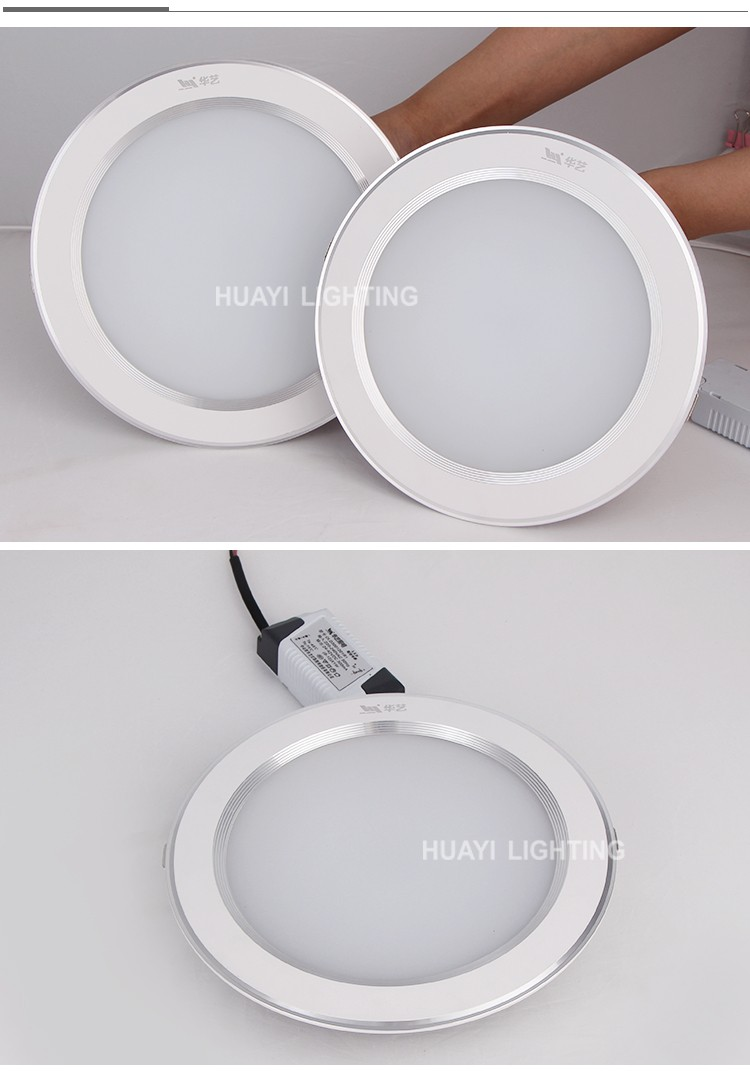 Best Price Recessed Mounted LED Downlight with 60mm Cut Out