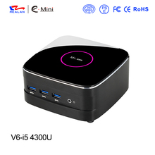 Brand new Dual Core Industrial Mini PC for thin client system, cheap desktop computers, mini pc test